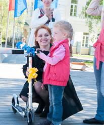 На площади Кирова прошел городской праздник «МИР-ДЕТЯМ».