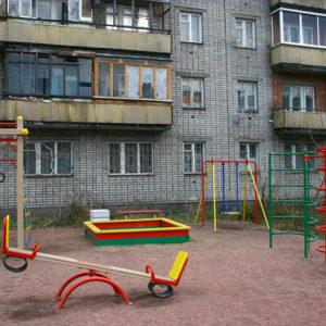 ул. Луначарского 43