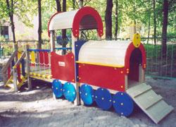 4425 - Локомотив с вагончиком