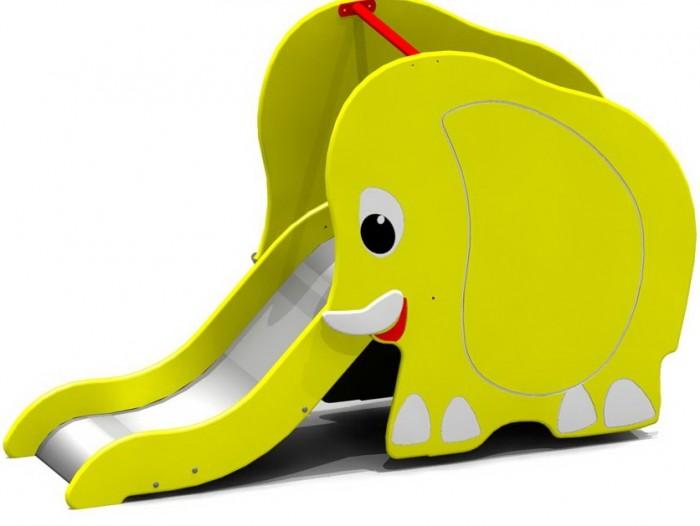 """4218 - Горка """"Слонёнок"""""""