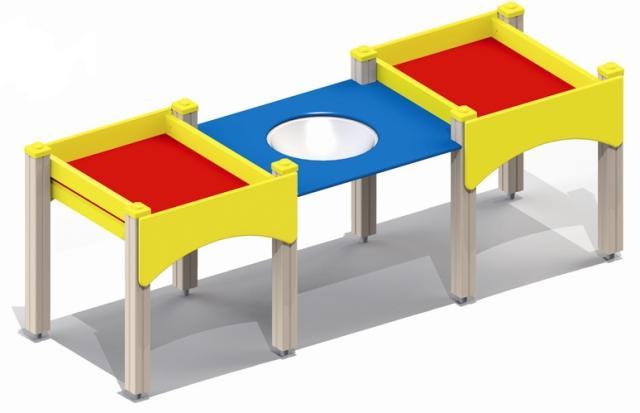4245- Стол-песочница