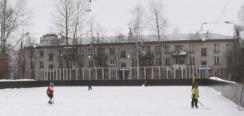 6700 - Хоккейная коробка