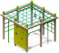 6105 - Детский спортивнй комплекс